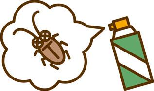 夏のゴキブリ