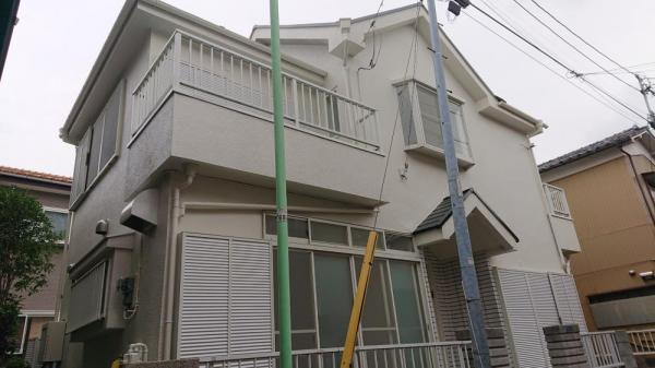 外壁塗装、屋根葺き替え済みです
