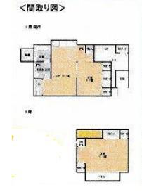 ◆2LDK♪~LDK11.5帖・2階洋室11帖~