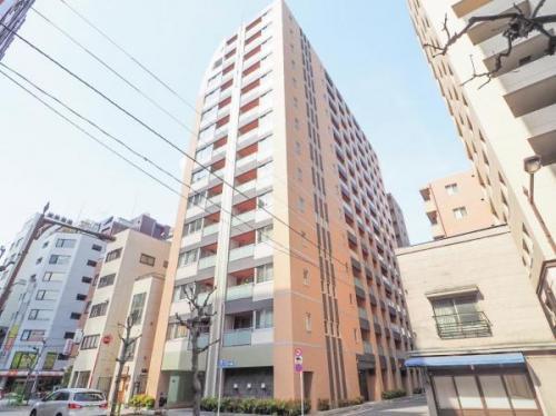 「東銀座」駅徒歩2分~中央区銀座2丁目14階建てのマンション~